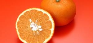 Откуда родом апельсины