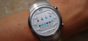 Что такое бинарные часы
