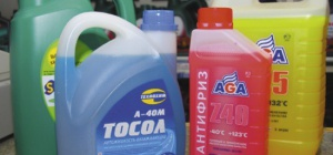 Can I mix antifreeze of different brands