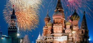 Где лучше всего смотреть салют в Москве