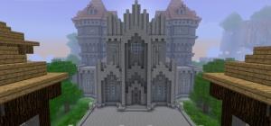 Как построить в Майнкрафте замок
