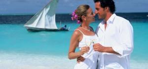 Свадьба на Мальдивах – мечта романтиков