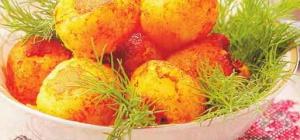 Как просто приготовить картофельные шарики с грибами