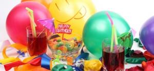Как развлечь гостей на дне рождения