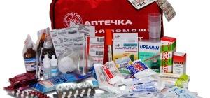 Как собрать дорожную аптечку для ребенка