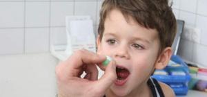 Какие существуют хорошие противовирусные препараты для детей