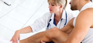 Как снять боли после перелома