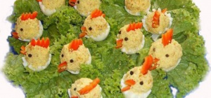 Как приготовить вкусных цыплят к пасхе