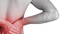 Что делать при сильной боли в пояснице