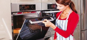 Как отмыть духовку от жира и нагара