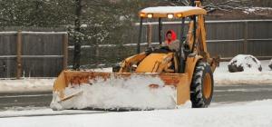 Что делать, если снегоуборщик поцарапал авто