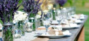Как организовать свадьбу в стиле прованс
