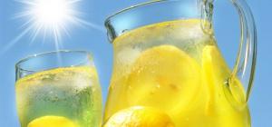 Как сделать лимонад - секреты нового вкуса и аромата
