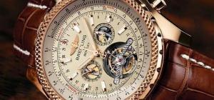 Как отличить оригинальные наручные часы при покупке
