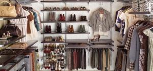 Как спроектировать гардеробную комнату