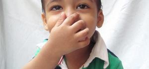 Как выбрать капли в нос для малыша