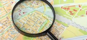 Все о картах в GPS-навигаторах
