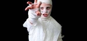 Как сшить костюм на Хэллоуин