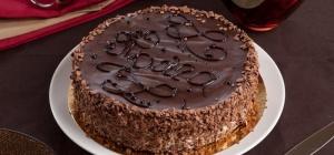 История создания торта