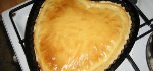 Испанская картофельная запеканка