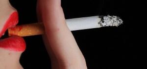 Как отражается курение на зубах