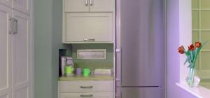 Как выбрать место под холодильник