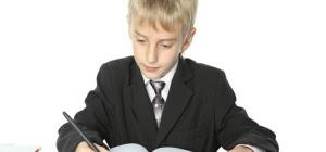 Как выбрать удобную ручку для школьника