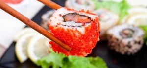 Как заказать дешевые роллы и суши?