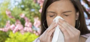 Как уменьшить аллергический ринит
