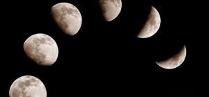 Что такое фазы луны
