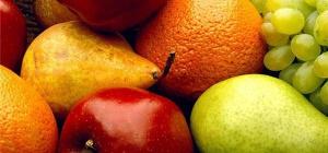 В каких фруктах мало сахара
