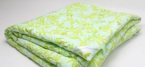 Какие бывают стандартные размеры одеял