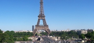 Как в Париже найти Эйфелеву башню