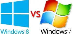 Что лучше: Виндовс 7 или Виндовс 8