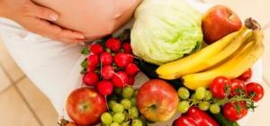 Какие овощи нужно есть беременной