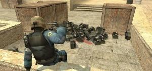 Какое есть оружие в КС
