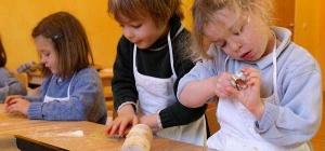 Мастер-класс с детьми: 5 веселых и полезных идей