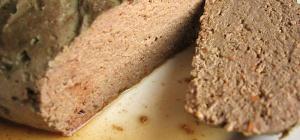 Готовим паштет из куриной печени с тимьяном и кедровыми орешками