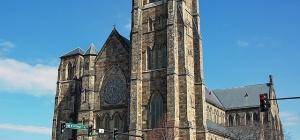Собор Святого Креста в Бостоне: история строительства