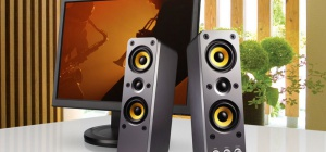 Как подключить звук на компьютере