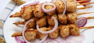 Как приготовить шашлык из рыбы: кулинарные советы