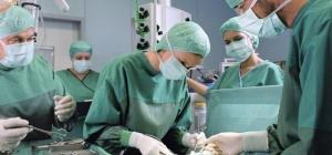 В чем сложность полостной операции