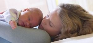Застой в кишечнике у маленького ребёнка