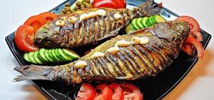 Как приготовить рыбу в духовке