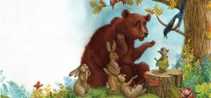 Как нарисовать лесных животных