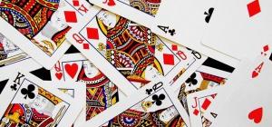 Какие бывают игральные карты