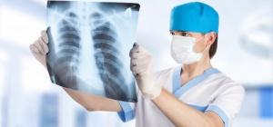 Как выглядят на рентгене легкие