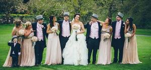 Как проходит английская свадьба