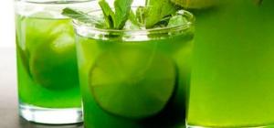 Как сделать щавелевый лимонад