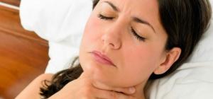 Как уменьшить боль в горле